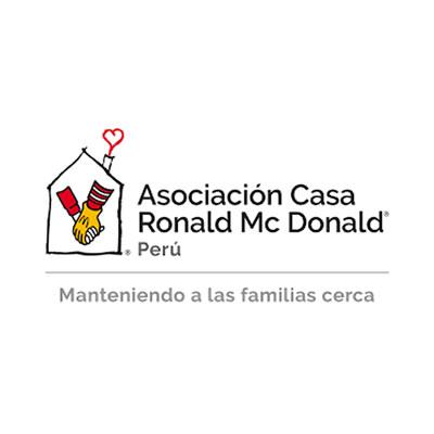 Asociacion Casa Ronal Mc Donald