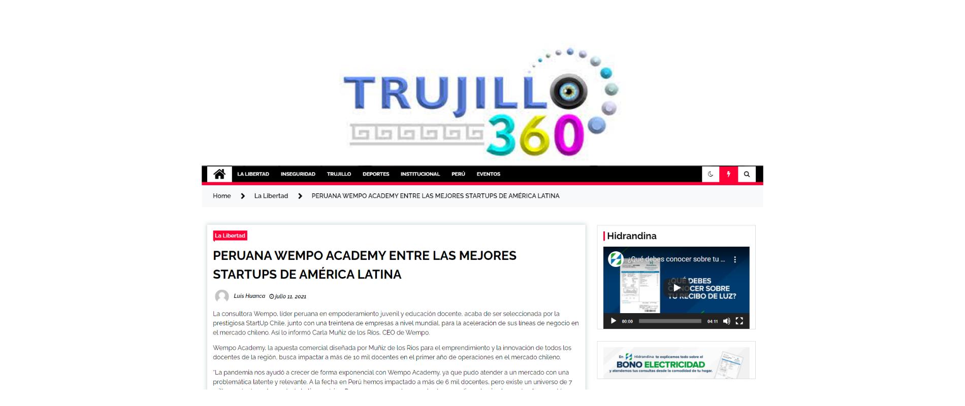 Wempo Academy asume el reto de la transformación digital en la educación